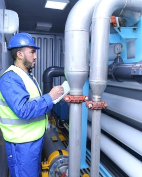 Desalination plant - BS Egypt